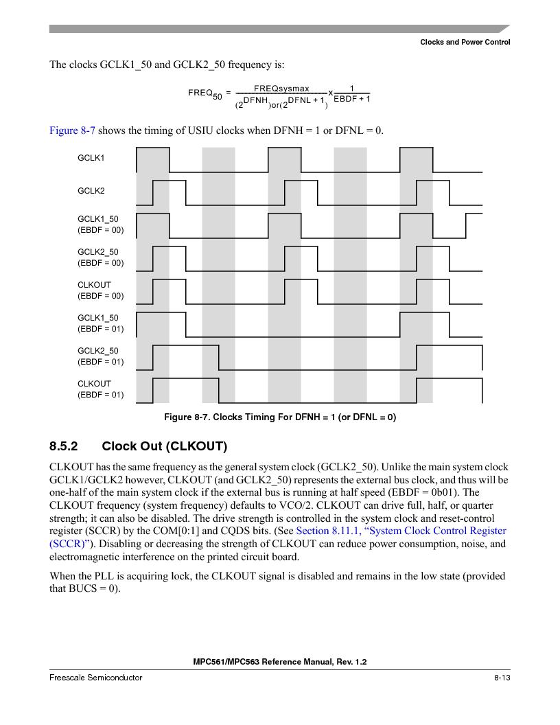 MPC561MZP56R2 ,Freescale Semiconductor厂商,IC MPU 32BIT 56MHZ 388-PBGA, MPC561MZP56R2 datasheet预览  第315页