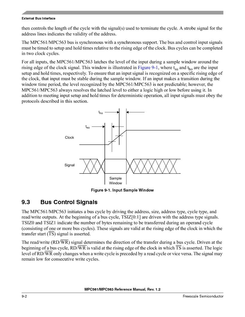 MPC561MZP56R2 ,Freescale Semiconductor厂商,IC MPU 32BIT 56MHZ 388-PBGA, MPC561MZP56R2 datasheet预览  第342页