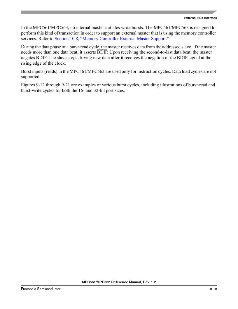 MPC561MZP56R2 ,Freescale Semiconductor厂商,IC MPU 32BIT 56MHZ 388-PBGA, MPC561MZP56R2 datasheet预览  第359页