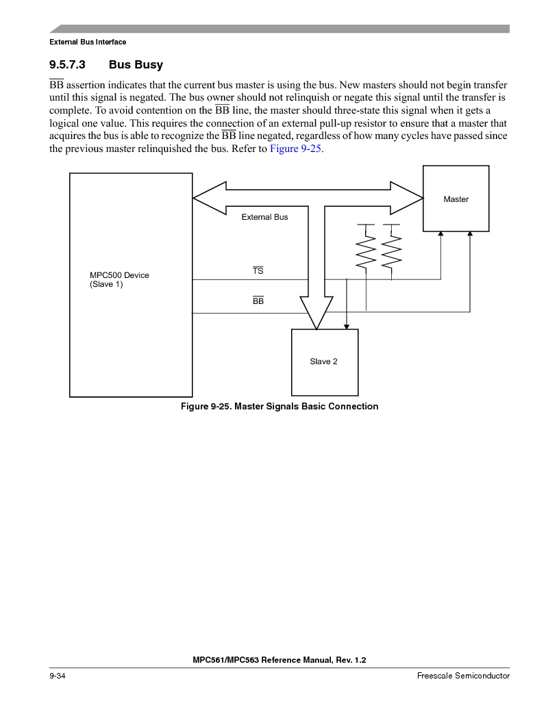 MPC561MZP56R2 ,Freescale Semiconductor厂商,IC MPU 32BIT 56MHZ 388-PBGA, MPC561MZP56R2 datasheet预览  第374页