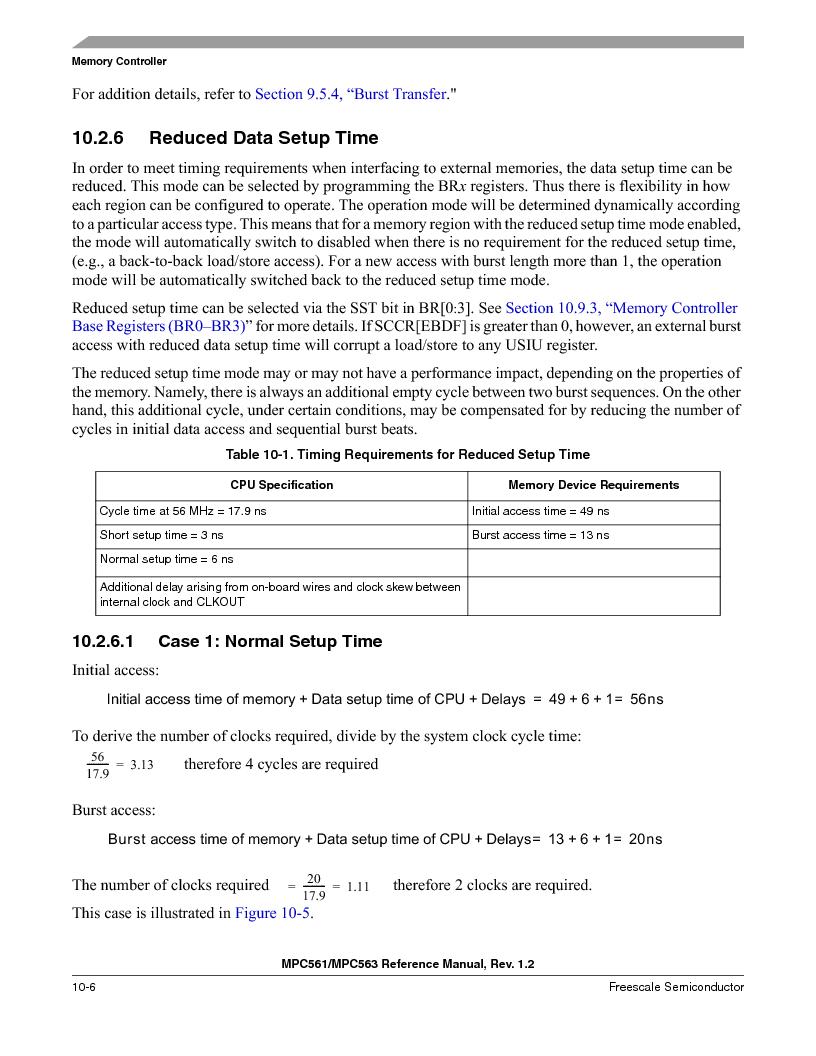MPC561MZP56R2 ,Freescale Semiconductor厂商,IC MPU 32BIT 56MHZ 388-PBGA, MPC561MZP56R2 datasheet预览  第404页