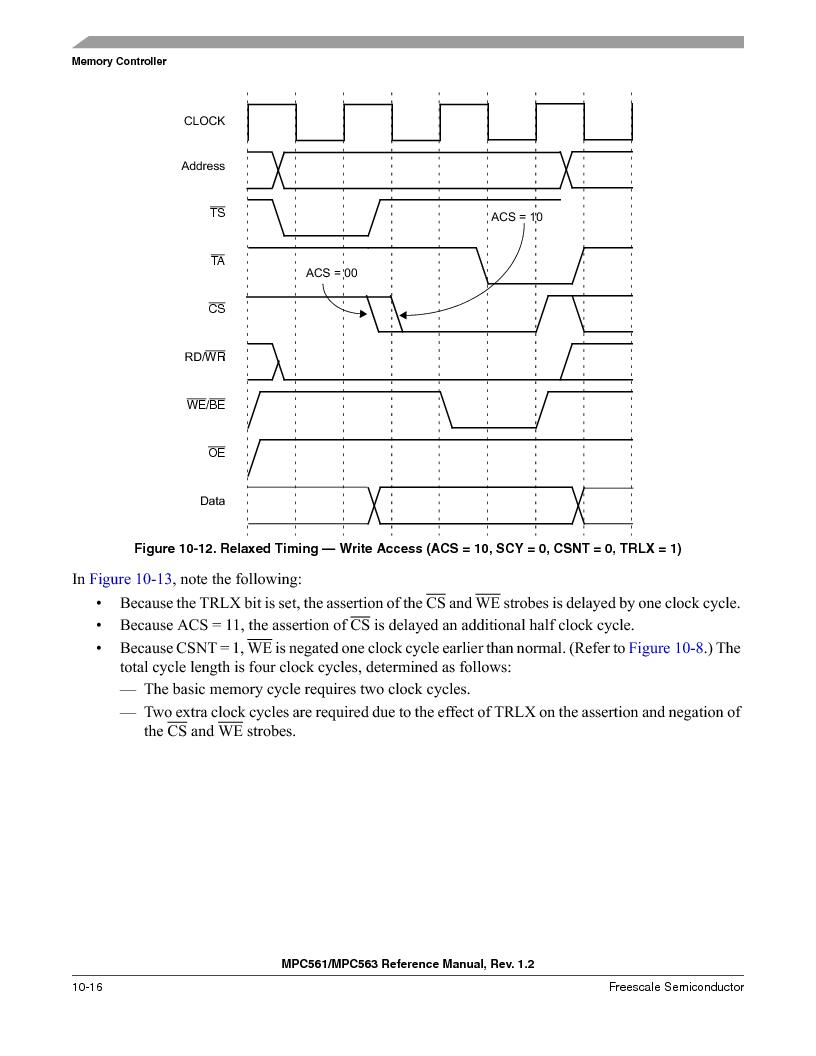 MPC561MZP56R2 ,Freescale Semiconductor厂商,IC MPU 32BIT 56MHZ 388-PBGA, MPC561MZP56R2 datasheet预览  第414页