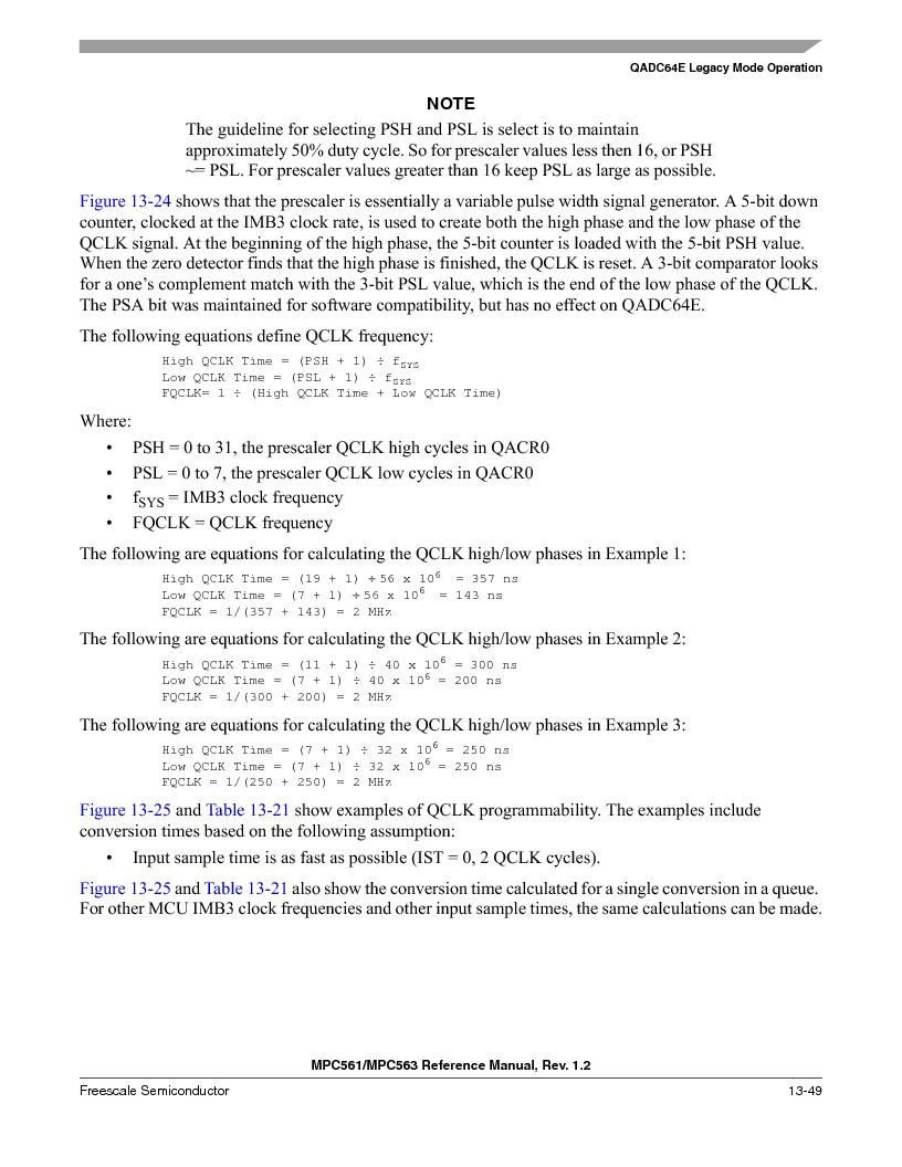 MPC561MZP56R2 ,Freescale Semiconductor厂商,IC MPU 32BIT 56MHZ 388-PBGA, MPC561MZP56R2 datasheet预览  第513页