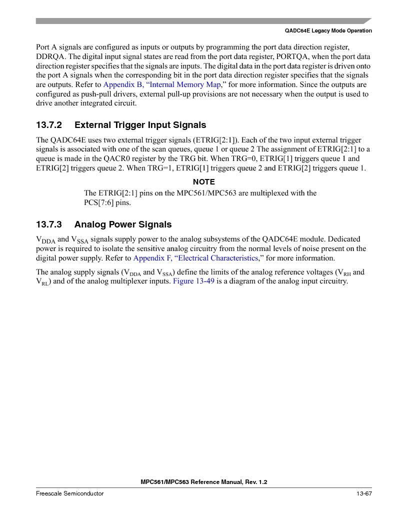 MPC561MZP56R2 ,Freescale Semiconductor厂商,IC MPU 32BIT 56MHZ 388-PBGA, MPC561MZP56R2 datasheet预览  第531页
