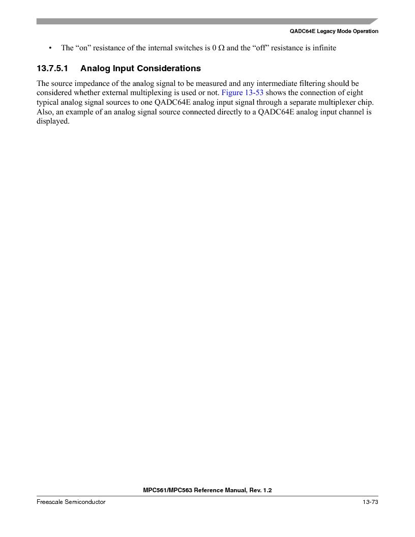 MPC561MZP56R2 ,Freescale Semiconductor厂商,IC MPU 32BIT 56MHZ 388-PBGA, MPC561MZP56R2 datasheet预览  第537页