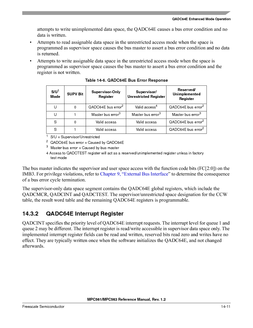 MPC561MZP56R2 ,Freescale Semiconductor厂商,IC MPU 32BIT 56MHZ 388-PBGA, MPC561MZP56R2 datasheet预览  第553页