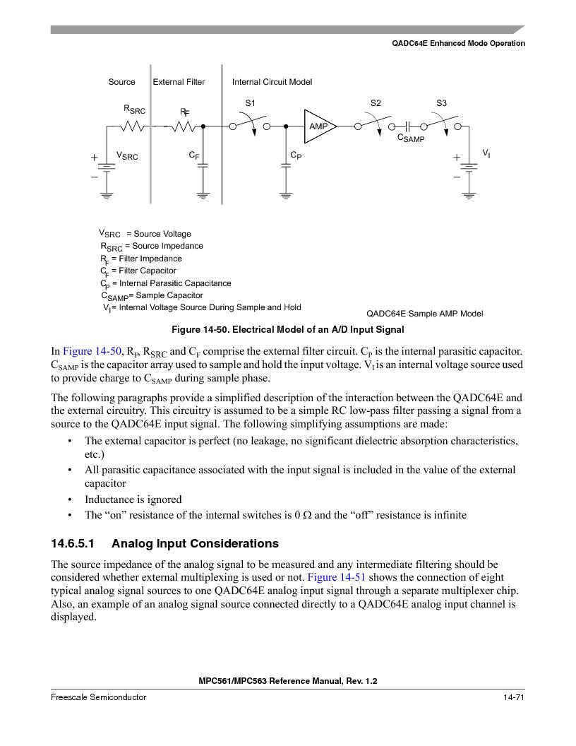 MPC561MZP56R2 ,Freescale Semiconductor厂商,IC MPU 32BIT 56MHZ 388-PBGA, MPC561MZP56R2 datasheet预览  第613页