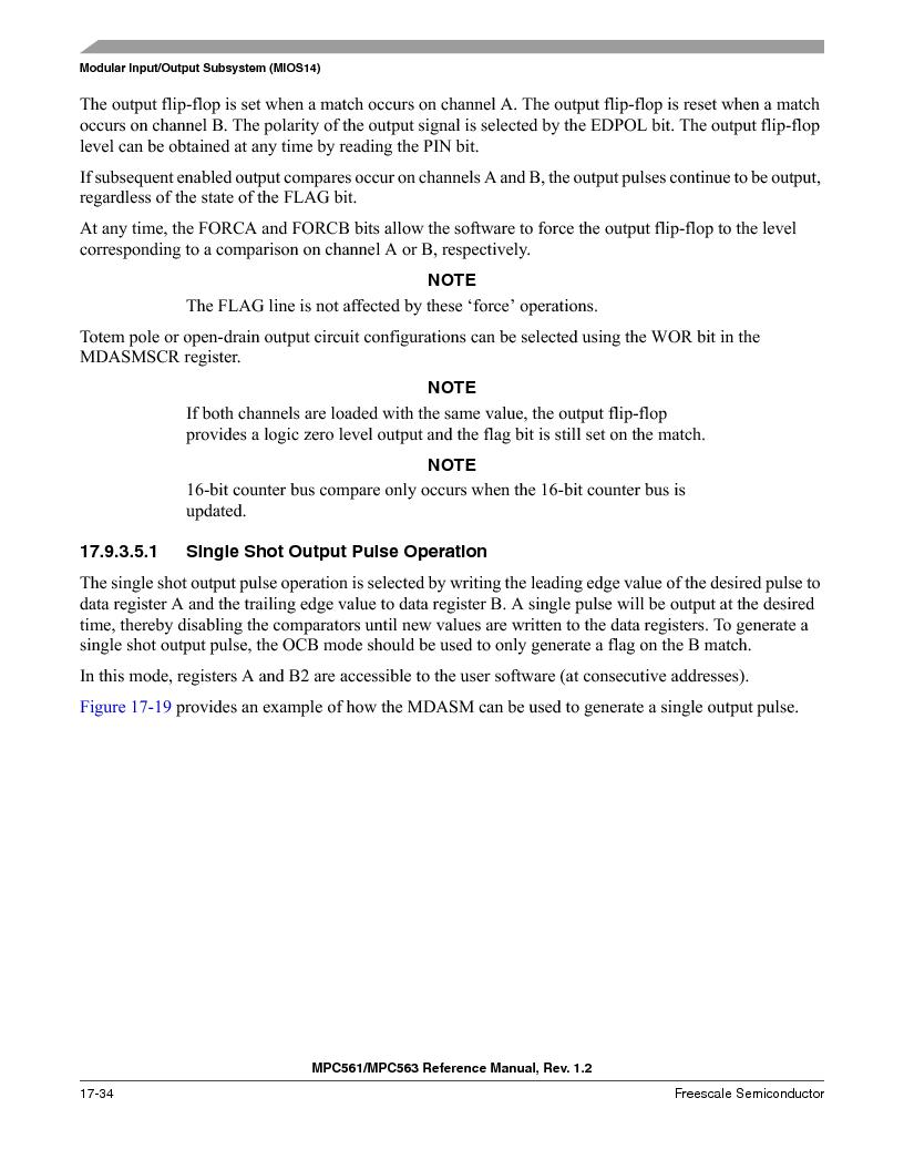 MPC561MZP56R2 ,Freescale Semiconductor厂商,IC MPU 32BIT 56MHZ 388-PBGA, MPC561MZP56R2 datasheet预览  第766页