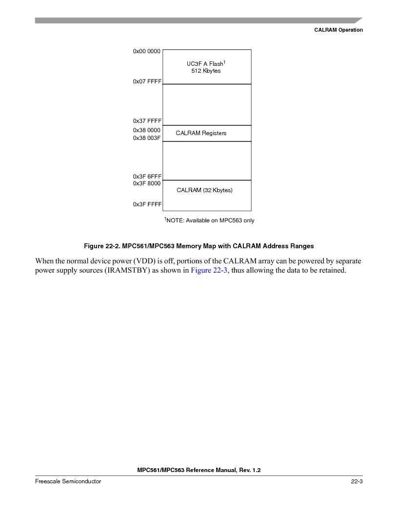 MPC561MZP56R2 ,Freescale Semiconductor厂商,IC MPU 32BIT 56MHZ 388-PBGA, MPC561MZP56R2 datasheet预览  第899页