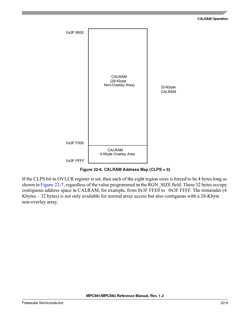 MPC561MZP56R2 ,Freescale Semiconductor厂商,IC MPU 32BIT 56MHZ 388-PBGA, MPC561MZP56R2 datasheet预览  第905页