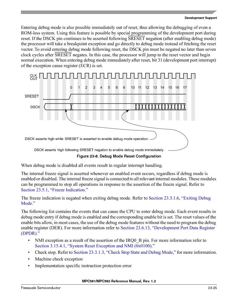 MPC561MZP56R2 ,Freescale Semiconductor厂商,IC MPU 32BIT 56MHZ 388-PBGA, MPC561MZP56R2 datasheet预览  第939页