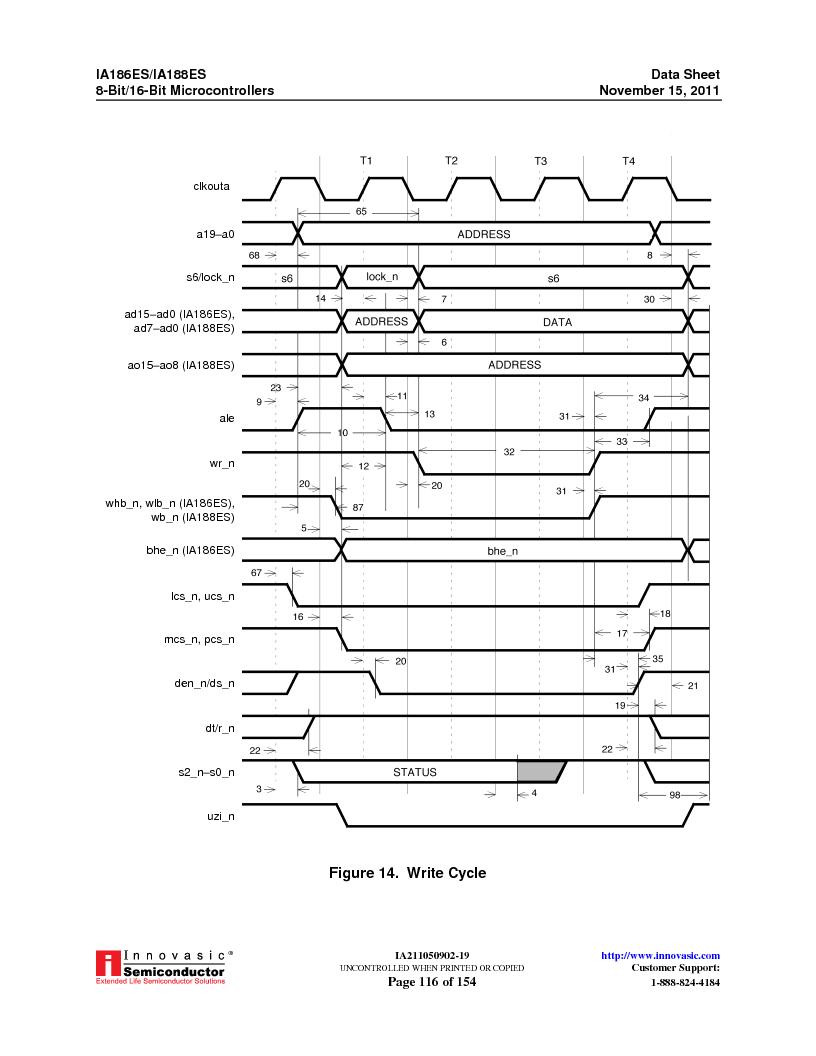 IA188ES-PTQ100I-R-03 ,Innovasic Semiconductor厂商,IC MCU 8/16BIT 40MHZ 100TQFP, IA188ES-PTQ100I-R-03 datasheet预览  第116页
