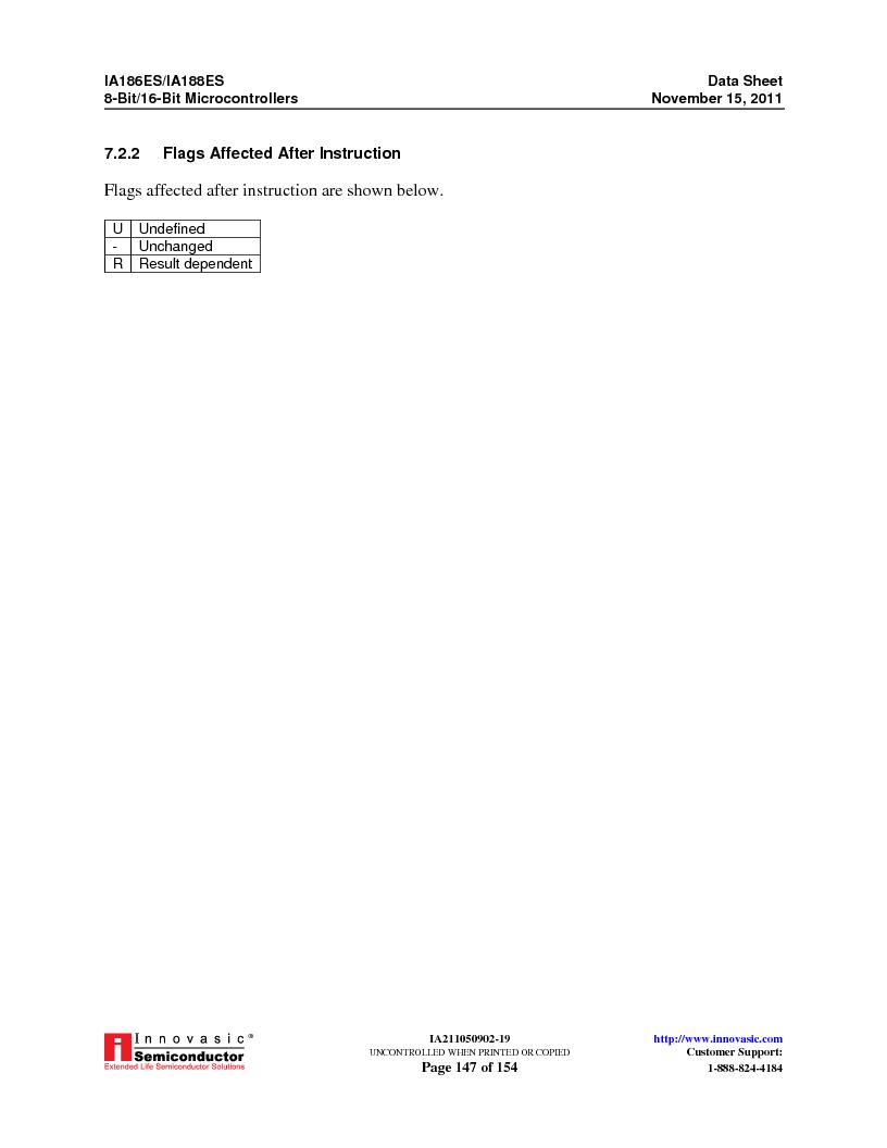 IA188ES-PTQ100I-R-03 ,Innovasic Semiconductor厂商,IC MCU 8/16BIT 40MHZ 100TQFP, IA188ES-PTQ100I-R-03 datasheet预览  第147页