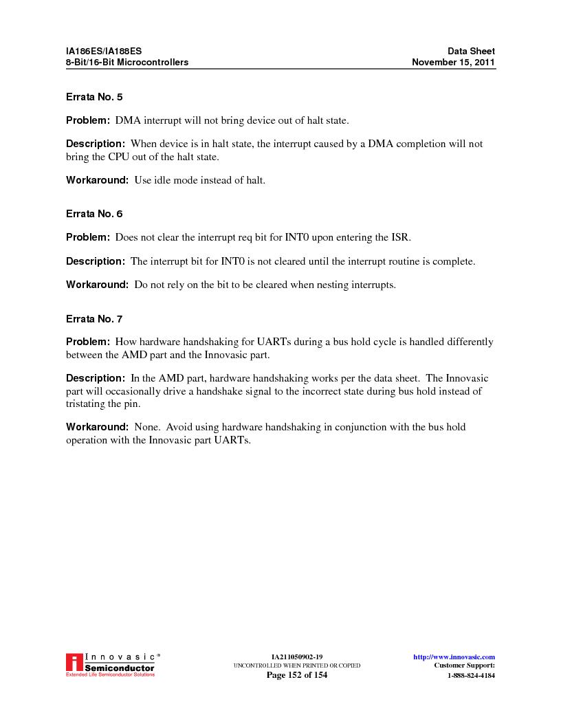 IA188ES-PTQ100I-R-03 ,Innovasic Semiconductor厂商,IC MCU 8/16BIT 40MHZ 100TQFP, IA188ES-PTQ100I-R-03 datasheet预览  第152页