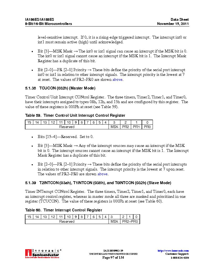 IA188ES-PTQ100I-R-03 ,Innovasic Semiconductor厂商,IC MCU 8/16BIT 40MHZ 100TQFP, IA188ES-PTQ100I-R-03 datasheet预览  第97页