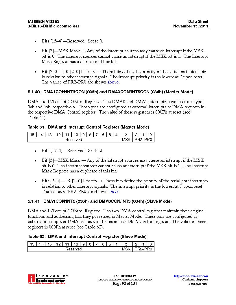 IA188ES-PTQ100I-R-03 ,Innovasic Semiconductor厂商,IC MCU 8/16BIT 40MHZ 100TQFP, IA188ES-PTQ100I-R-03 datasheet预览  第98页