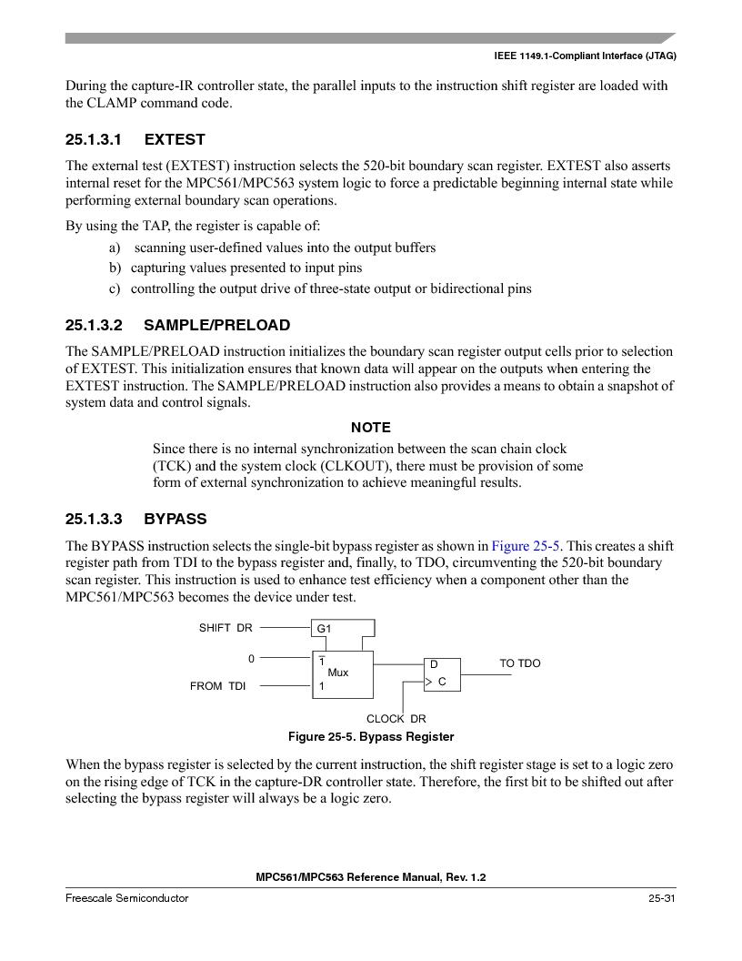 MPC563MZP56 ,Freescale Semiconductor厂商,IC MCU 512K FLASH 56MHZ 388-BGA, MPC563MZP56 datasheet预览  第1085页