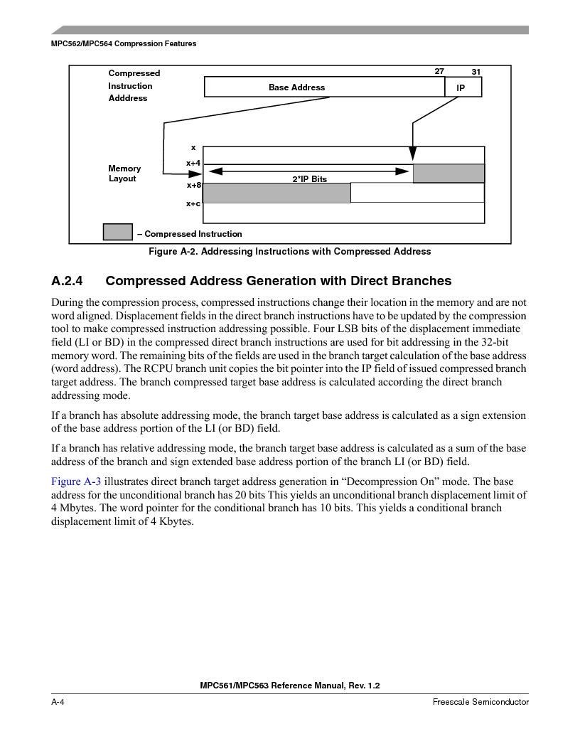 MPC563MZP56 ,Freescale Semiconductor厂商,IC MCU 512K FLASH 56MHZ 388-BGA, MPC563MZP56 datasheet预览  第1092页