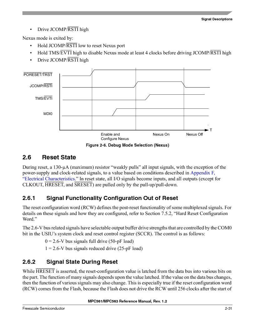 MPC563MZP56 ,Freescale Semiconductor厂商,IC MCU 512K FLASH 56MHZ 388-BGA, MPC563MZP56 datasheet预览  第129页