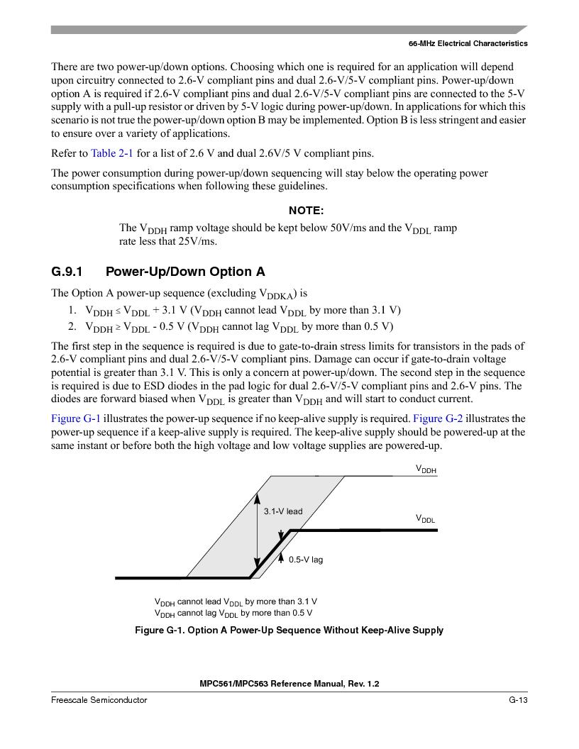MPC563MZP56 ,Freescale Semiconductor厂商,IC MCU 512K FLASH 56MHZ 388-BGA, MPC563MZP56 datasheet预览  第1319页
