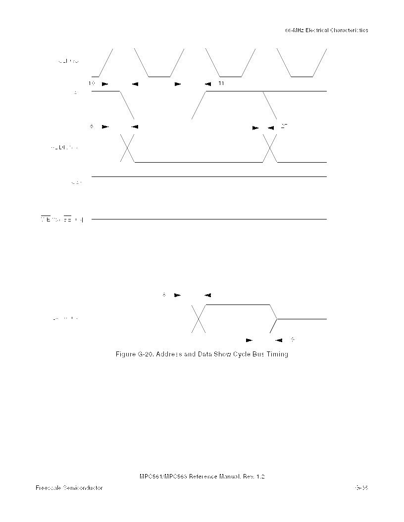 MPC563MZP56 ,Freescale Semiconductor厂商,IC MCU 512K FLASH 56MHZ 388-BGA, MPC563MZP56 datasheet预览  第1341页