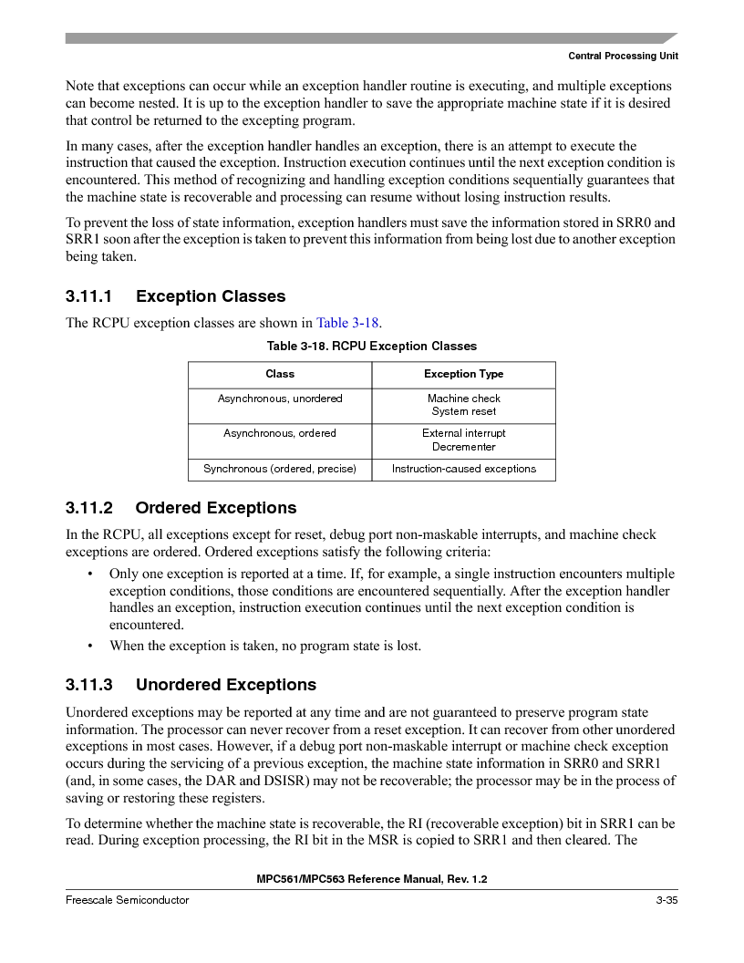 MPC563MZP56 ,Freescale Semiconductor厂商,IC MCU 512K FLASH 56MHZ 388-BGA, MPC563MZP56 datasheet预览  第179页