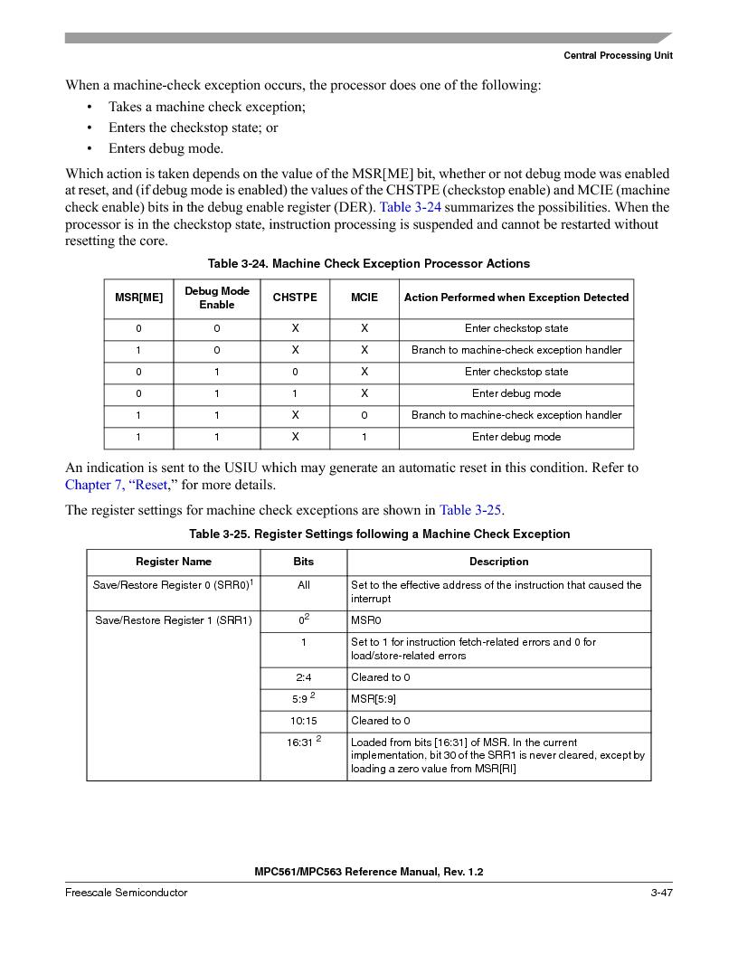MPC563MZP56 ,Freescale Semiconductor厂商,IC MCU 512K FLASH 56MHZ 388-BGA, MPC563MZP56 datasheet预览  第191页