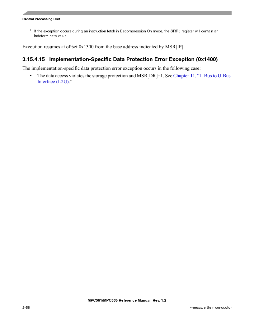 MPC563MZP56 ,Freescale Semiconductor厂商,IC MCU 512K FLASH 56MHZ 388-BGA, MPC563MZP56 datasheet预览  第202页