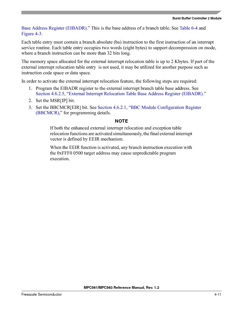 MPC563MZP56 ,Freescale Semiconductor厂商,IC MCU 512K FLASH 56MHZ 388-BGA, MPC563MZP56 datasheet预览  第217页