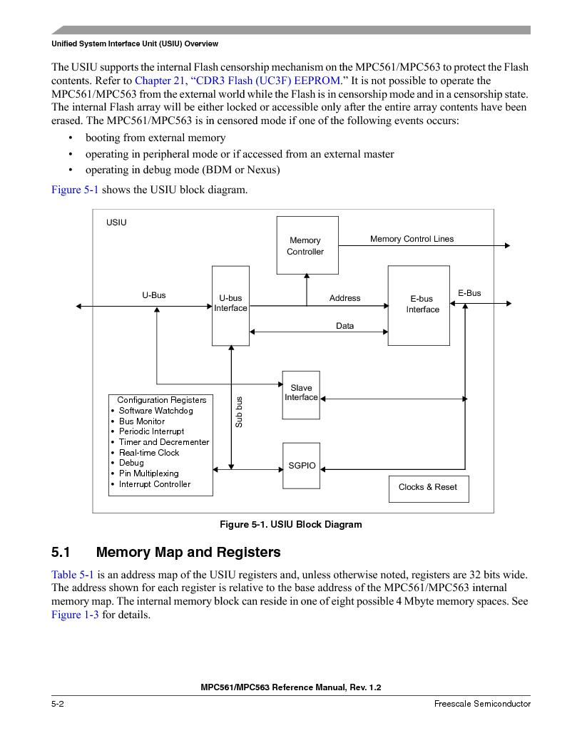 MPC563MZP56 ,Freescale Semiconductor厂商,IC MCU 512K FLASH 56MHZ 388-BGA, MPC563MZP56 datasheet预览  第234页