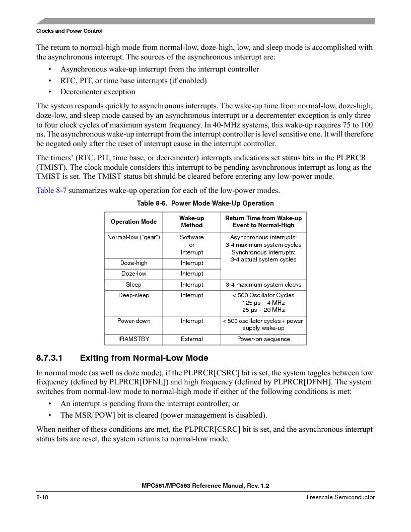 MPC563MZP56 ,Freescale Semiconductor厂商,IC MCU 512K FLASH 56MHZ 388-BGA, MPC563MZP56 datasheet预览  第320页