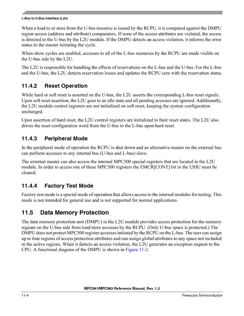 MPC563MZP56 ,Freescale Semiconductor厂商,IC MCU 512K FLASH 56MHZ 388-BGA, MPC563MZP56 datasheet预览  第440页