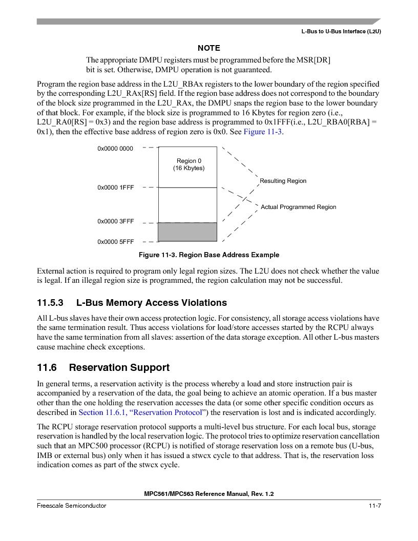 MPC563MZP56 ,Freescale Semiconductor厂商,IC MCU 512K FLASH 56MHZ 388-BGA, MPC563MZP56 datasheet预览  第443页