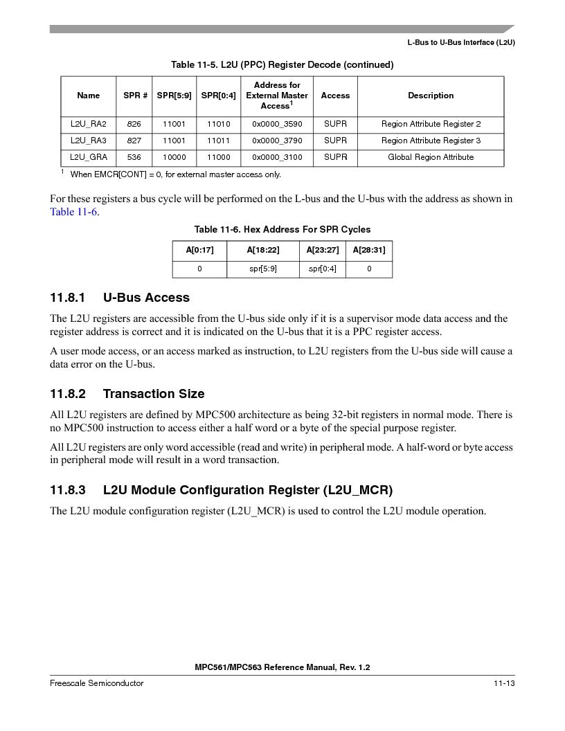 MPC563MZP56 ,Freescale Semiconductor厂商,IC MCU 512K FLASH 56MHZ 388-BGA, MPC563MZP56 datasheet预览  第449页