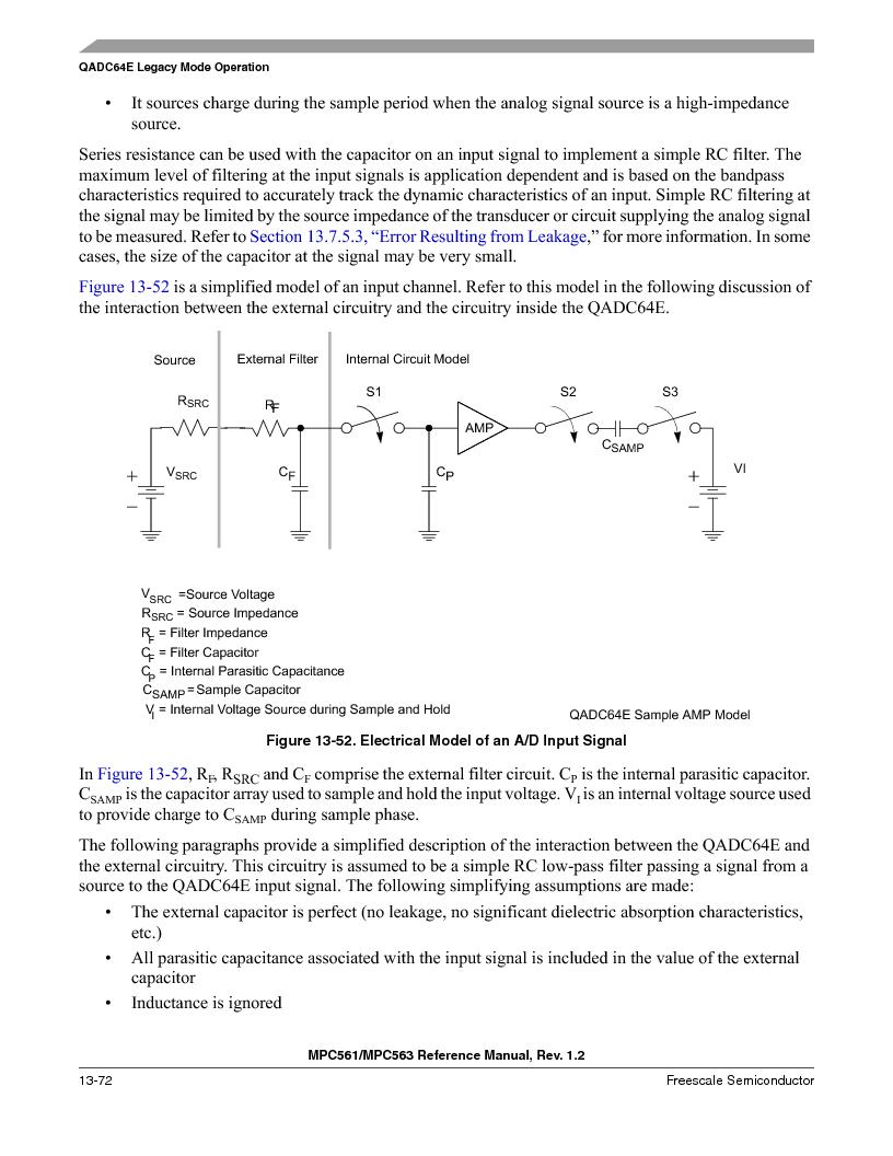 MPC563MZP56 ,Freescale Semiconductor厂商,IC MCU 512K FLASH 56MHZ 388-BGA, MPC563MZP56 datasheet预览  第536页