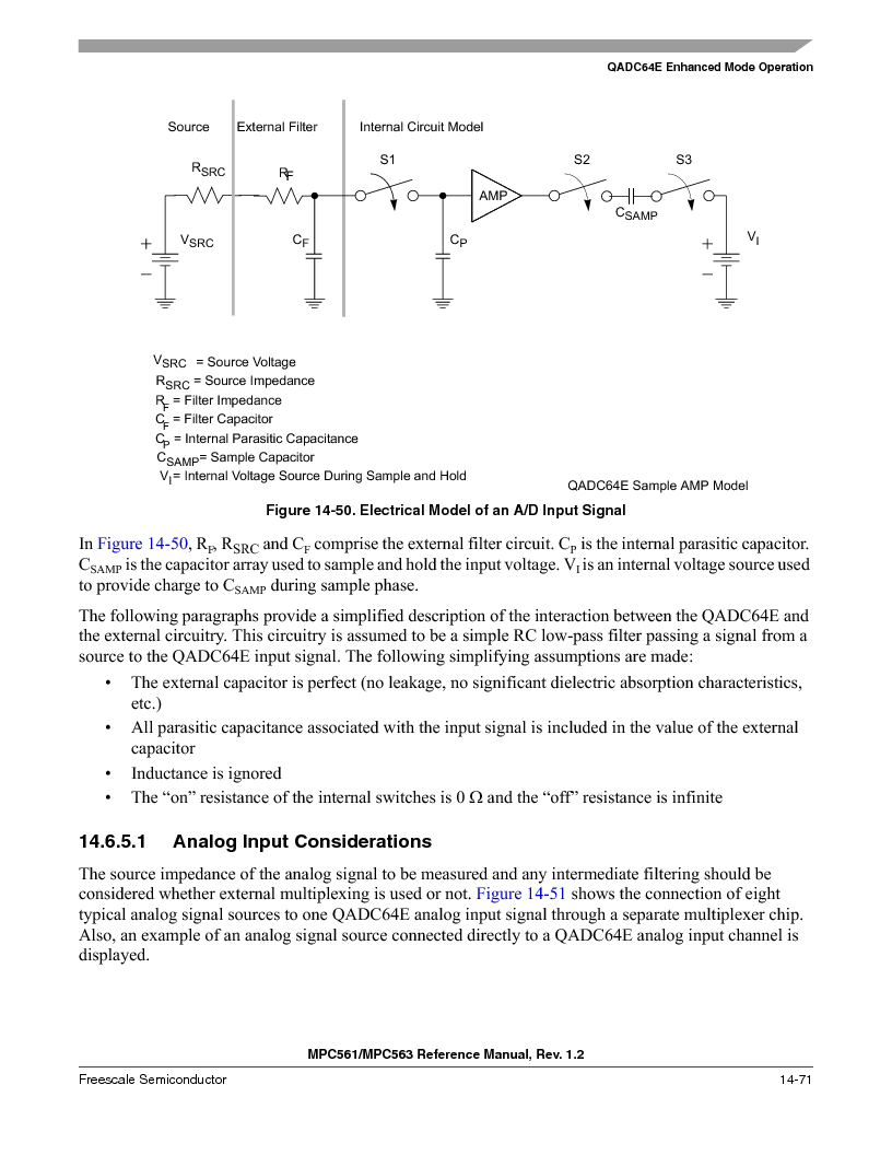 MPC563MZP56 ,Freescale Semiconductor厂商,IC MCU 512K FLASH 56MHZ 388-BGA, MPC563MZP56 datasheet预览  第613页