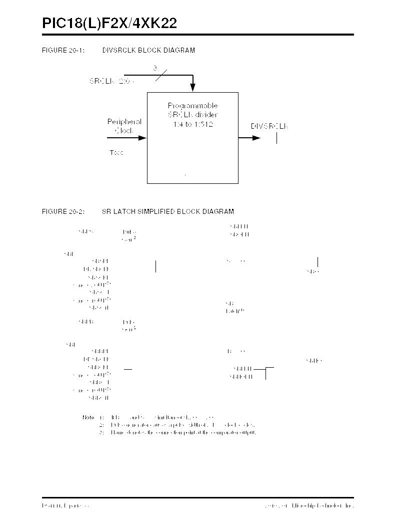 pic18lf45k22t-i/ml