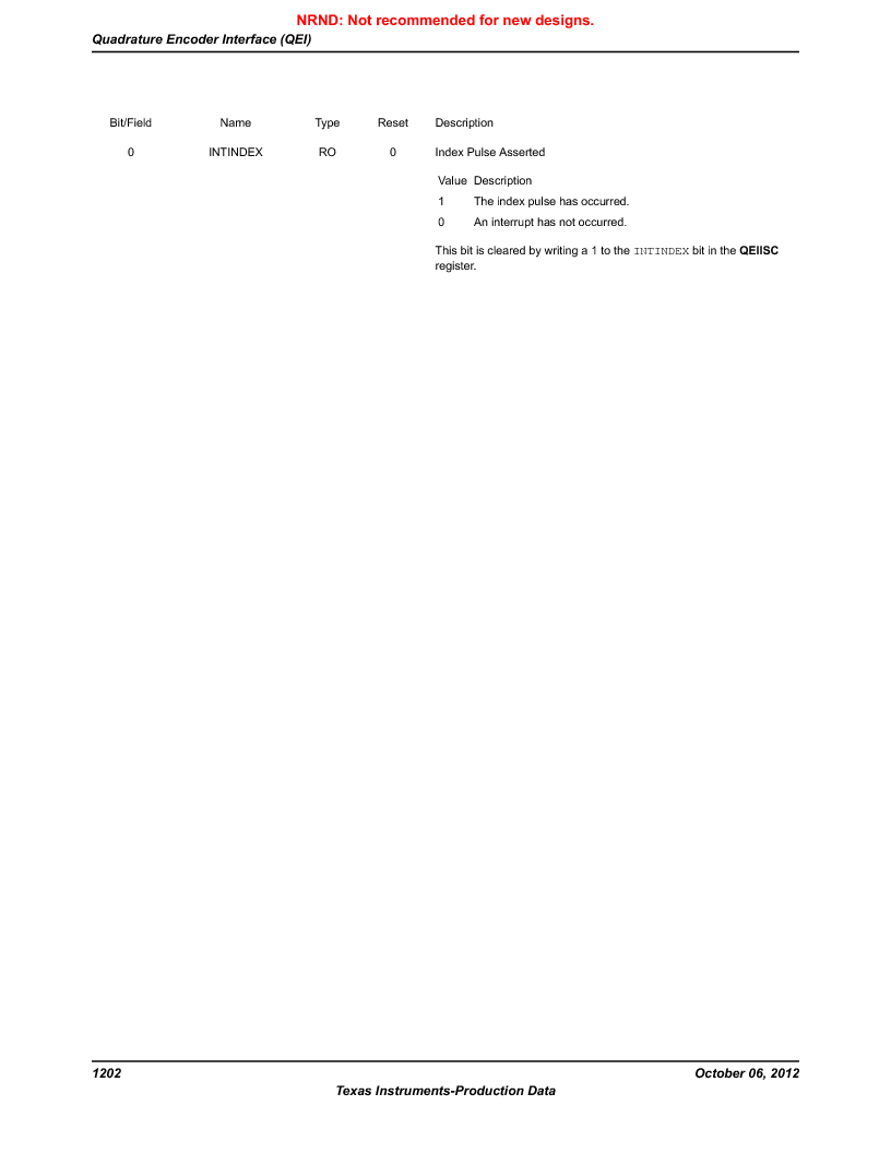 LM3S9BN6-IBZ80-C3T ,Texas Instruments厂商,IC ARM CORTEX MCU 256KB 108NFBGA, LM3S9BN6-IBZ80-C3T datasheet预览  第1202页