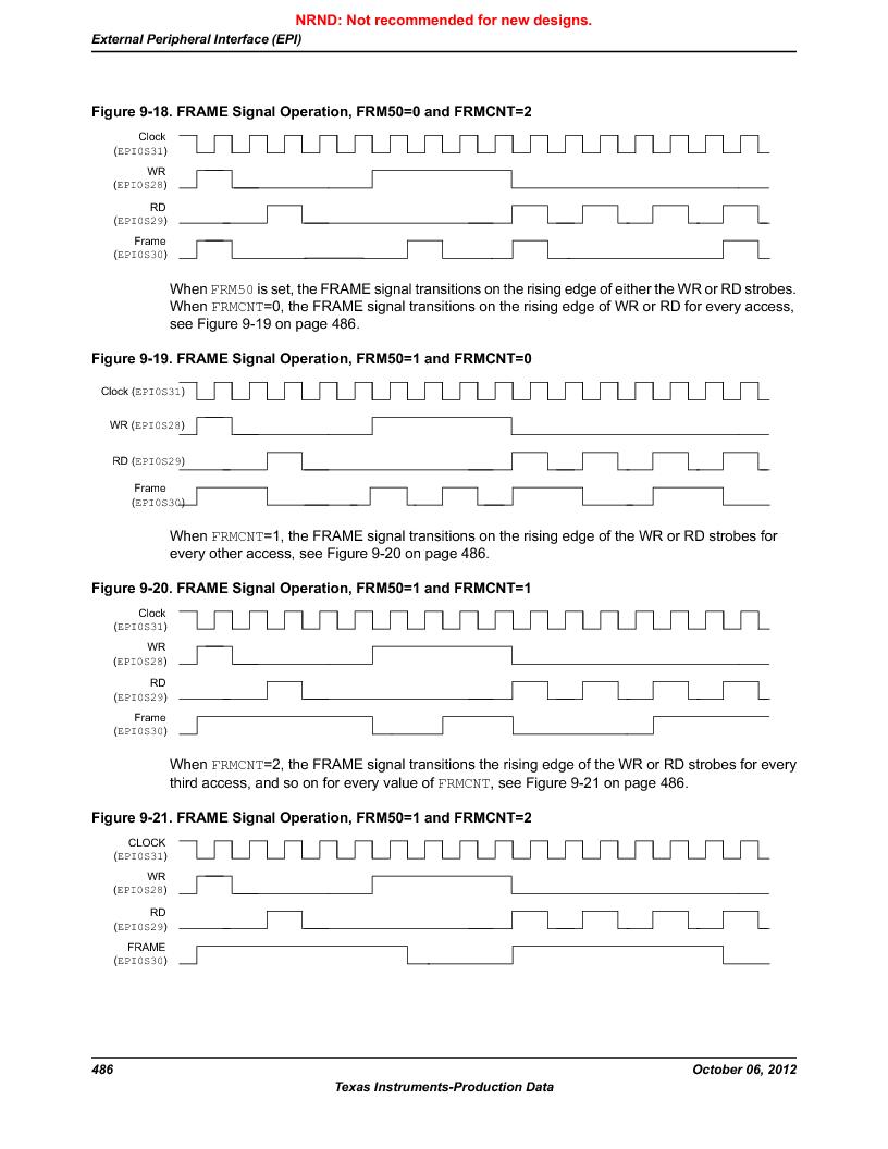 LM3S9BN6-IBZ80-C3T ,Texas Instruments厂商,IC ARM CORTEX MCU 256KB 108NFBGA, LM3S9BN6-IBZ80-C3T datasheet预览  第486页