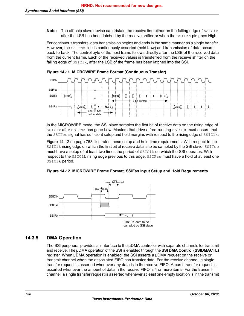 LM3S9BN6-IBZ80-C3T ,Texas Instruments厂商,IC ARM CORTEX MCU 256KB 108NFBGA, LM3S9BN6-IBZ80-C3T datasheet预览  第758页