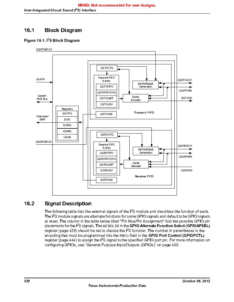 LM3S9BN6-IBZ80-C3T ,Texas Instruments厂商,IC ARM CORTEX MCU 256KB 108NFBGA, LM3S9BN6-IBZ80-C3T datasheet预览  第828页
