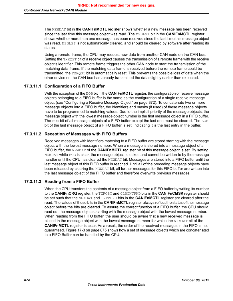 LM3S9BN6-IBZ80-C3T ,Texas Instruments厂商,IC ARM CORTEX MCU 256KB 108NFBGA, LM3S9BN6-IBZ80-C3T datasheet预览  第874页