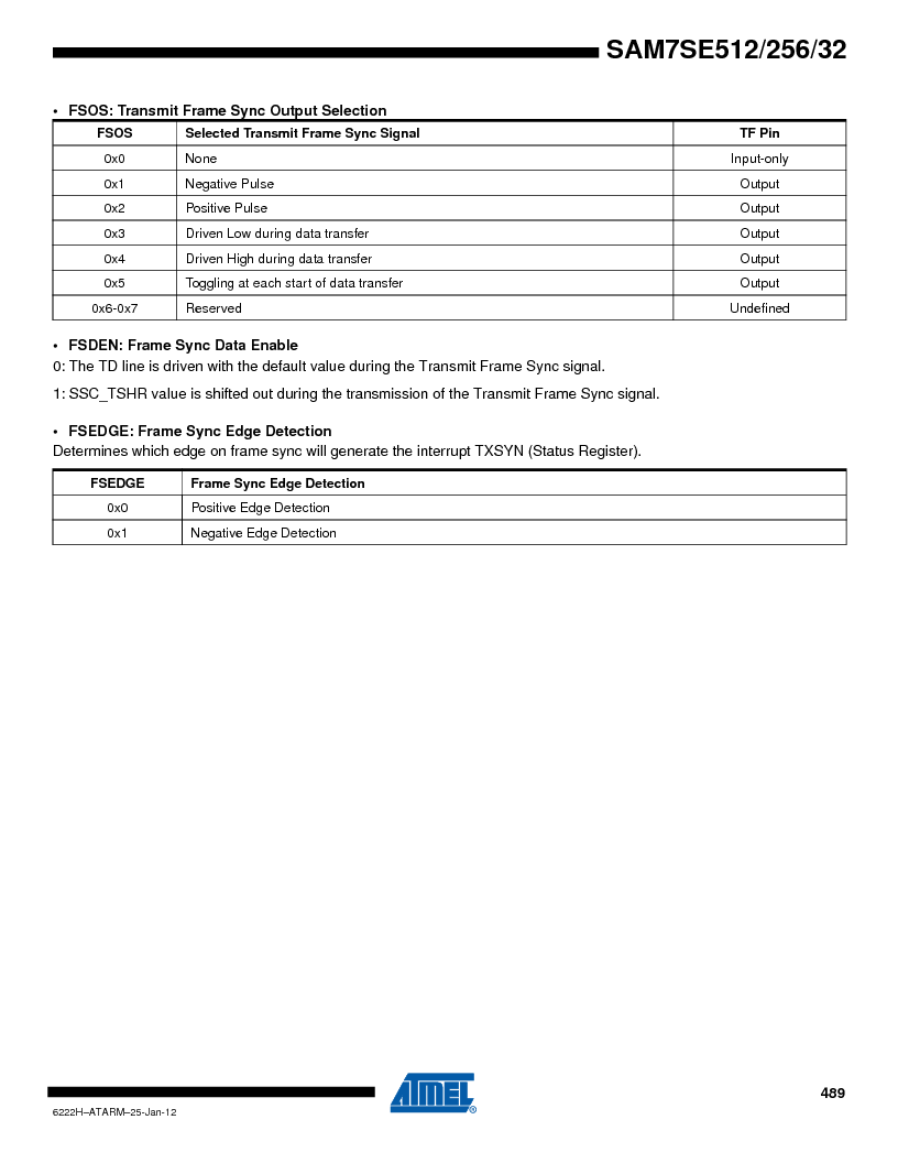 AT91SAM7SE512B-CUR ,Atmel厂商,IC ARM7 MUC FLASH 512K 144-LFBGA, AT91SAM7SE512B-CUR datasheet预览  第489页