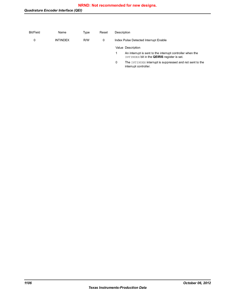 LM3S5C51-IBZ80-A1 ,Texas Instruments厂商,IC ARM CORTEX MCU 512KB 108NFBGA, LM3S5C51-IBZ80-A1 datasheet预览  第1106页