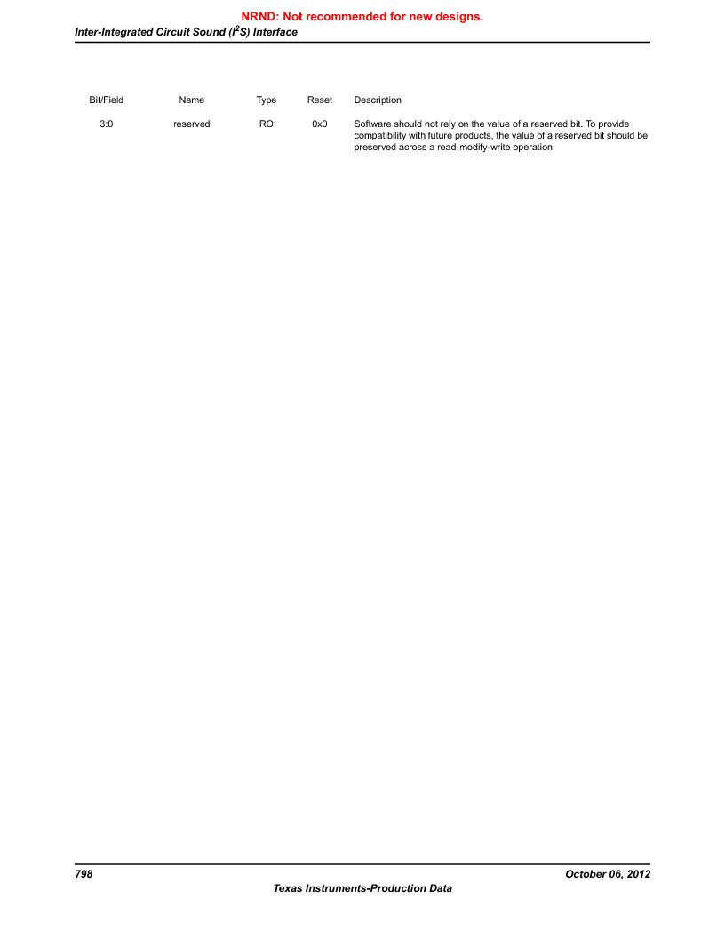 LM3S5C51-IBZ80-A1 ,Texas Instruments厂商,IC ARM CORTEX MCU 512KB 108NFBGA, LM3S5C51-IBZ80-A1 datasheet预览  第798页
