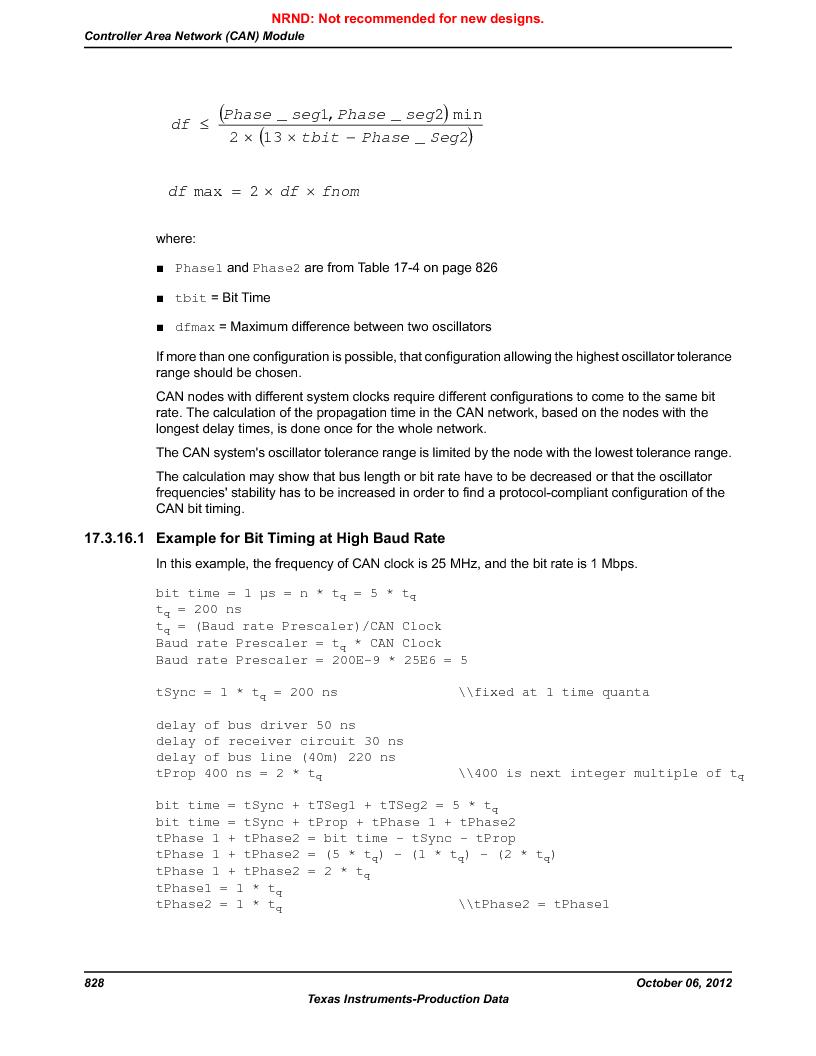 LM3S5C51-IBZ80-A1 ,Texas Instruments厂商,IC ARM CORTEX MCU 512KB 108NFBGA, LM3S5C51-IBZ80-A1 datasheet预览  第828页