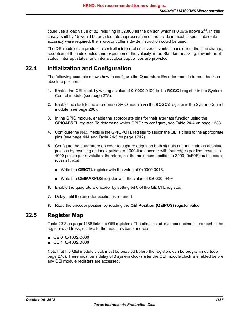 LM3S9BN6-IQC80-C3 ,Texas Instruments厂商,IC ARM CORTEX MCU 256KB 100LQFP, LM3S9BN6-IQC80-C3 datasheet预览  第1187页