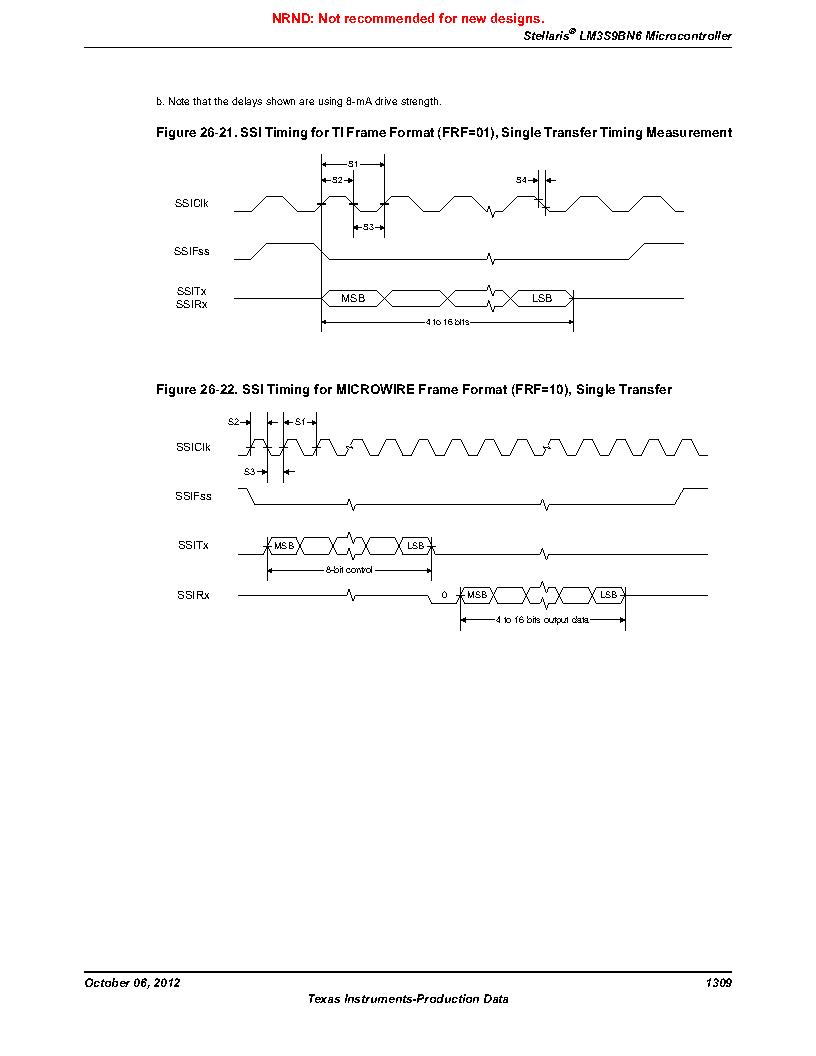 LM3S9BN6-IQC80-C3 ,Texas Instruments厂商,IC ARM CORTEX MCU 256KB 100LQFP, LM3S9BN6-IQC80-C3 datasheet预览  第1309页