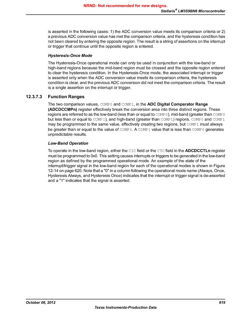 LM3S9BN6-IQC80-C3 ,Texas Instruments厂商,IC ARM CORTEX MCU 256KB 100LQFP, LM3S9BN6-IQC80-C3 datasheet预览  第619页