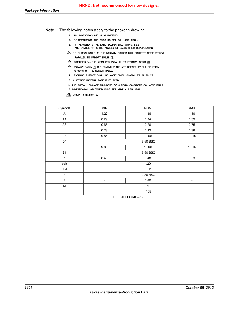 LM3S9U92-IBZ80-A2 ,Texas Instruments厂商,IC ARM CORTEX MCU 384KB 108NFBGA, LM3S9U92-IBZ80-A2 datasheet预览  第1406页